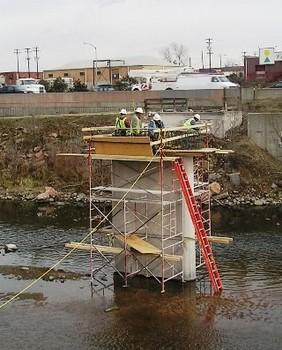 Colorado - Bridge Abutment