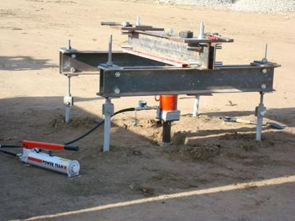 Load Testing Helical - Denver, Colorado