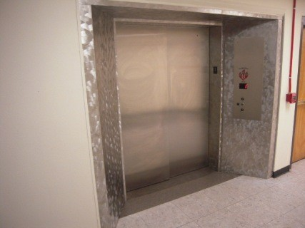 Completed Elevator Hoistway - Colorado