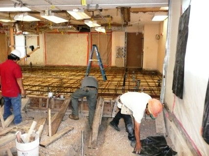 Structural Floor - Lakewood, CO