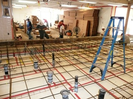 Childcare Center Structural Floor - CO