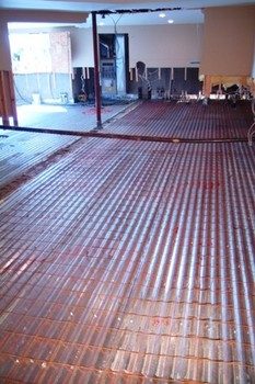 Radiant Heating Installation, Broomfield
