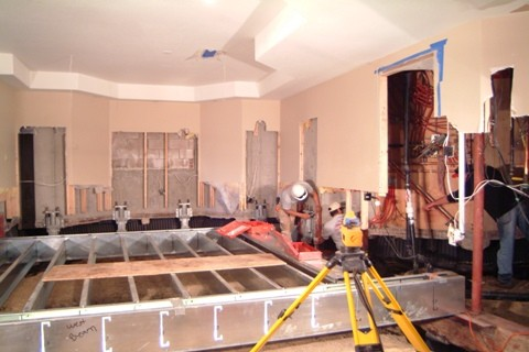 Structural Floor Install, Broomfield, CO