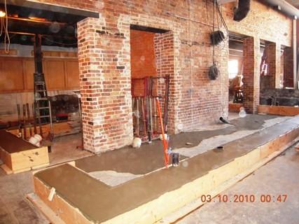 Restaurant Renovation and Remodel