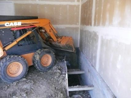Confined Space Excavation - Colorado