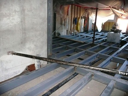 Residential Structural Steel Floor - CO